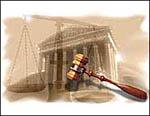 Pareigūną apgynė teismas
