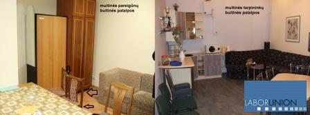 Palyginimas<br>baldai